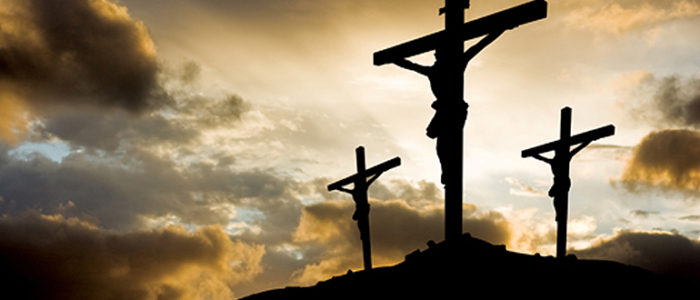 Homily – Good Friday 2016