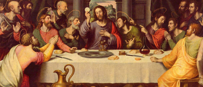 Homily – Holy Thursday 2016