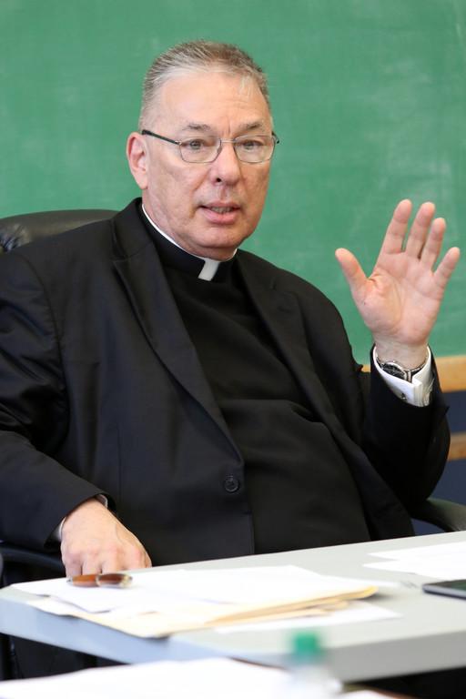 Father Peter M.J. Stravinskas