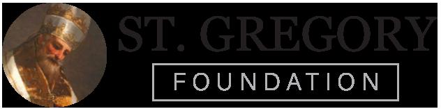 St Gregory Foundation Logo